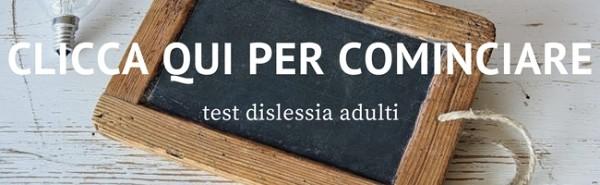 tasto test dislessia adulti online