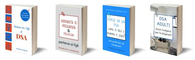 Cover 4 ebook sui DSA